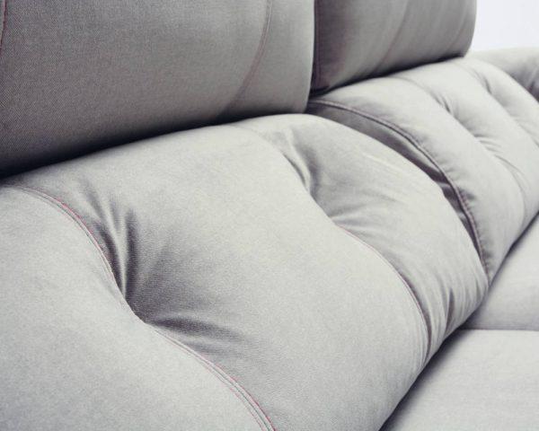 Detalle sofá cama Bob