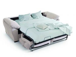 Sofá cama Bob apertura italiana