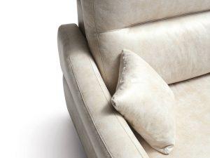 Sofá cama Grey brazo elegante