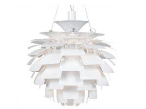 Lámpara colgante Artic blanca