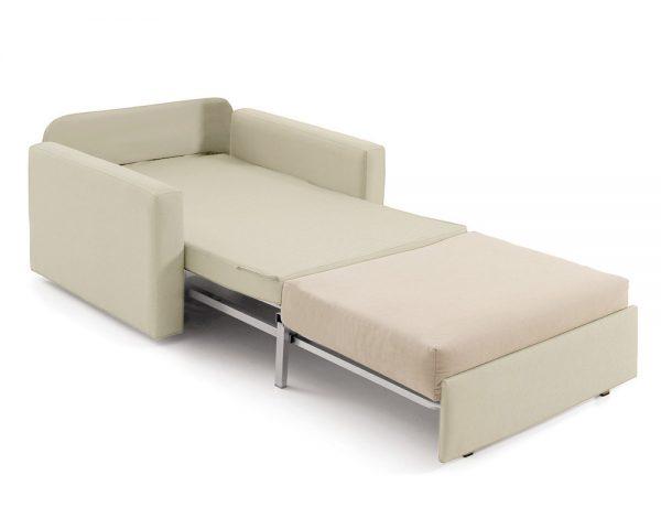 Sillón cama extensible Antax beige