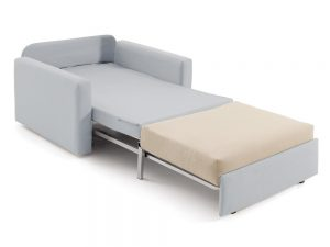 Sillón cama Antax gris