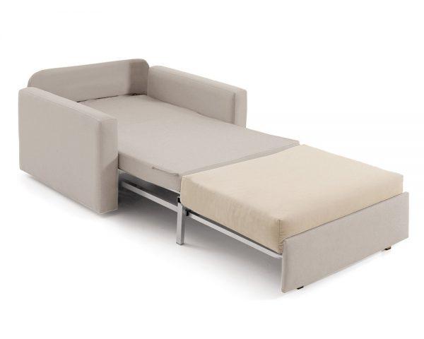 Sillón cama Antax moka