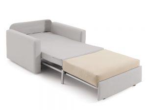 Sofá cama extensible Antax lino