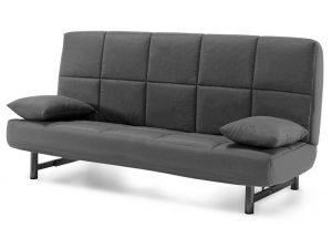 Sofá cama Conil negro