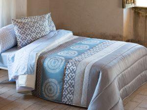 Edredón Lazio azul