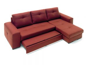 Sofá cama chaiselongue Pau
