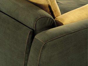 Sofá cama Transversal-detalle