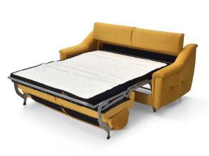 Sofá cama apertura italiana Avalon. Paso 5