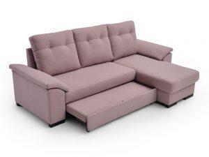 Sofá cama chaiselongue Mark-Paso 1