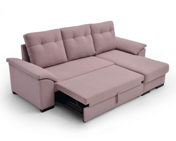 Sofá cama chaiselongue Mark-Paso 4